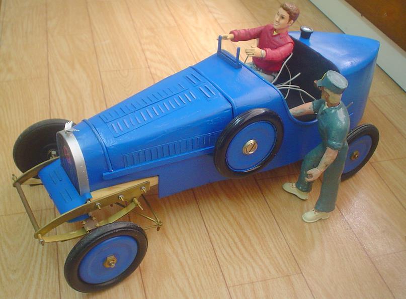 Construction d 39 une voiture lectrique for Construire sa voiture